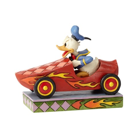 PREORDER  Road Rage Soap Box Derby Donald Disney Traditions