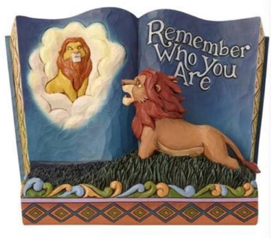 Remember Who You Are  Lion King Storybook