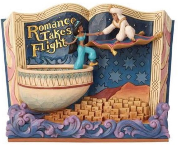 PREORDER  Romance Takes Flight Aladdin Storybook