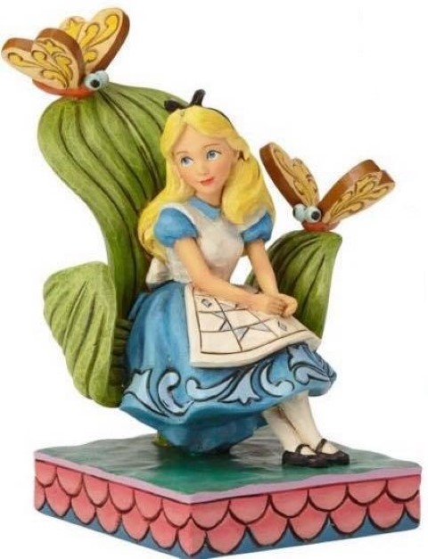 PREORDER  Curiouser and Curiouser  Alice in Wonderland
