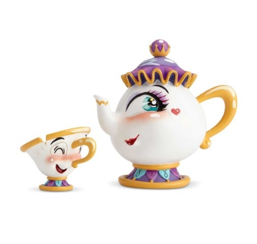 PREORDER  Mrs Potts and Chip