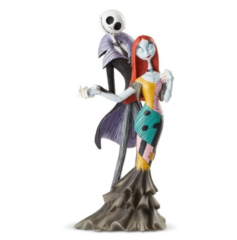 PREORDER  Jack and Sally Deluxe Figure