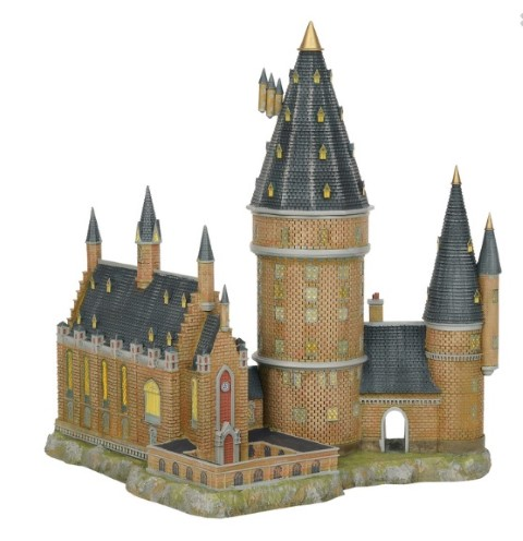 PREORDER  Hogwarts Great Hall Tower