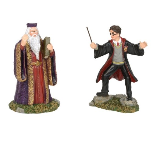 PREORDER  Harry Potter & Headmaster