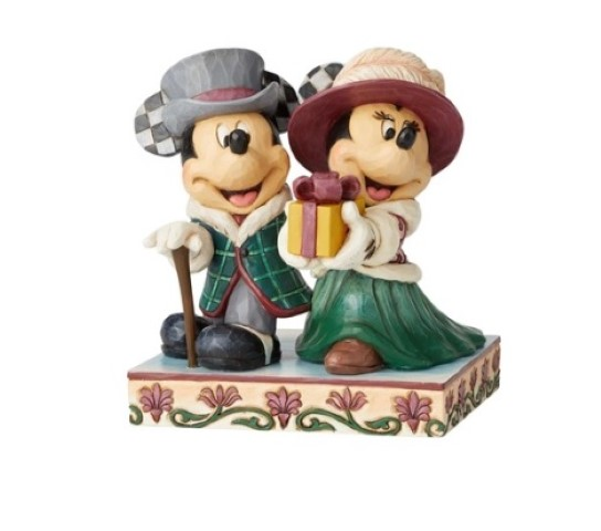 PREORDER  Elegant Excursion  Mickey & Minnie Victorian
