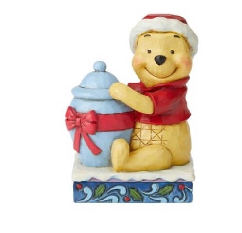 PREORDER  Holiday Hunny  Winnie The Pooh Christmas