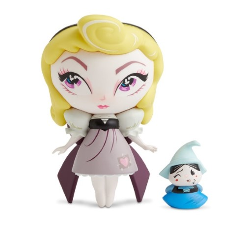 Aurora with Merryweather Vinyl Figure