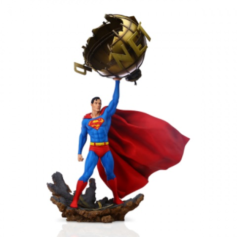Superman Limited Edition Figure