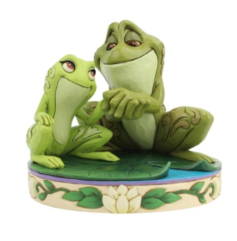 PREORDER  Tiana and Naveen as Frogs