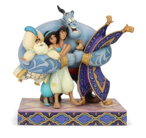 PREORDER  Aladdin Group Hug