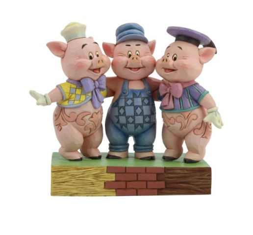 PREORDER  Three Little Pigs
