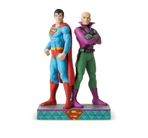 PREORDER  Superman and Lex Luthor