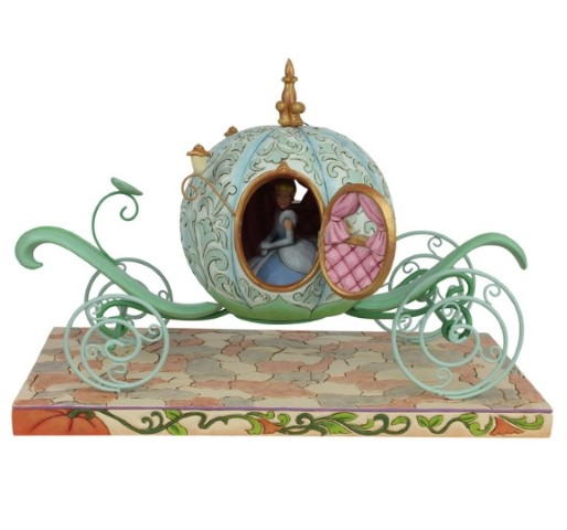 PREORDER  Cinderella Pumpkin Coach Enchanted Carriage