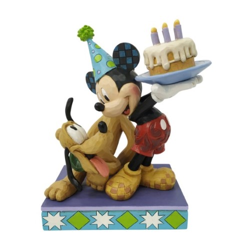 PREORDER  Pluto and Mickey Birthday