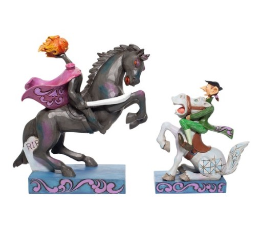 PREORDER  Headless Horseman and Ichabod