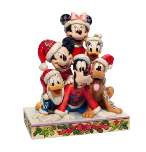 PREORDER  Christmas Mickey & Friends