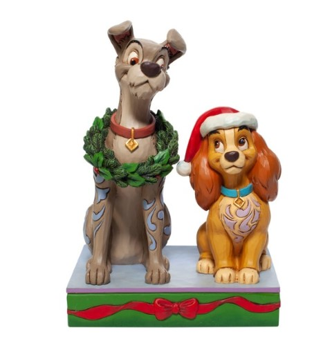 PREORDER  Christmas Lady & The Tramp