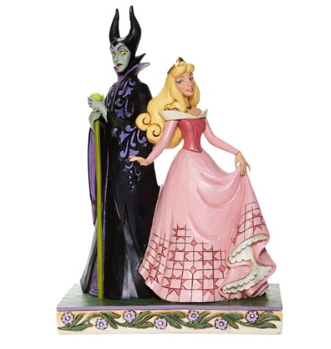 PREORDER Aurora and Maleficent