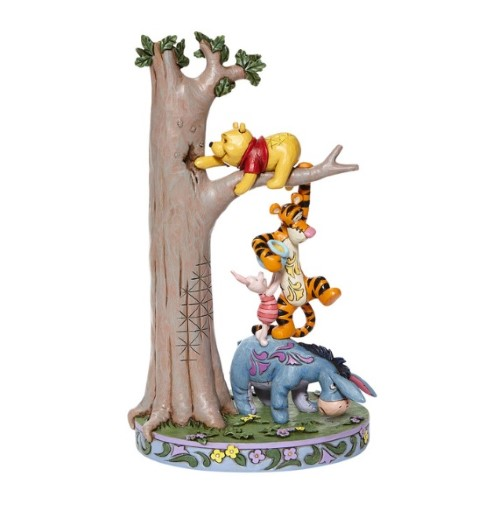 PREORDER Tree with Pooh and Friends