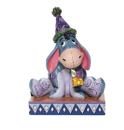 PREORDER Eeyore with Birthday Hat Horn