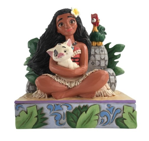 PREORDER  Moana with Pua and Heihei