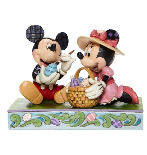 PREORDER Mickey & Minnie Easter