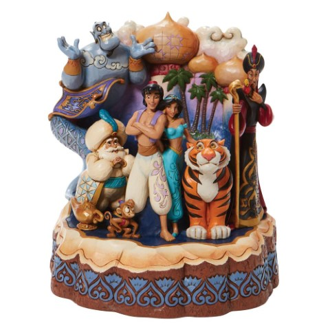 PREORDER Arabian Nights Aladdin Carved by Heart