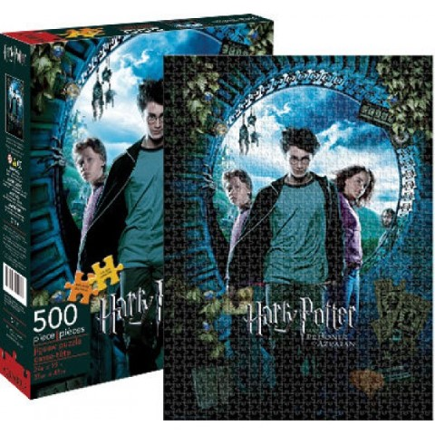 Harry Potter Prisoner of Azkaban 500pc Puzzle