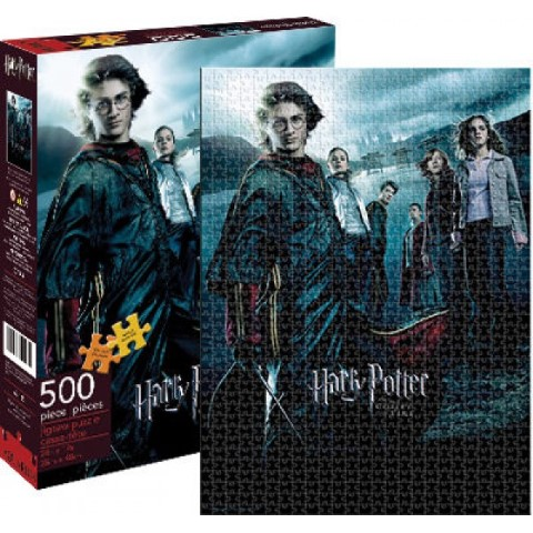 Harry Potter Goblet of Fire 500pc Puzzle