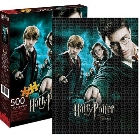 Harry Potter Order of the Phoenix 500pc Puzzle