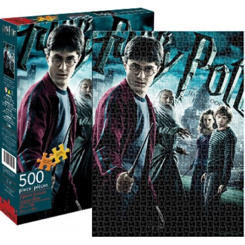 Harry Potter Half Blood Prince 500pc Puzzle