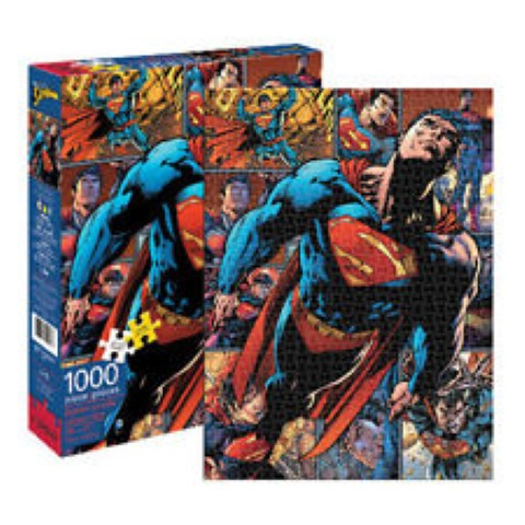 DC Comics - Superman 1000pc Puzzle