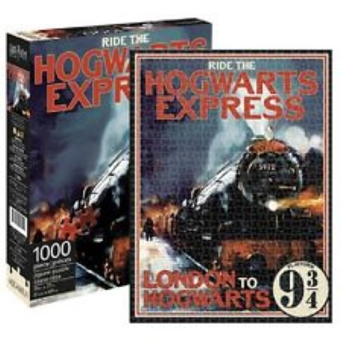 Harry Potter - Hogwarts Express 1000pc Puzzle