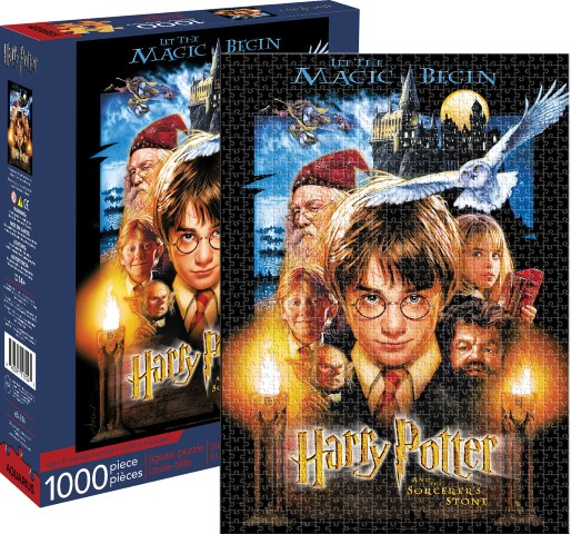 Harry Potter and the Sorcerers Stone 1000pc Puzzle