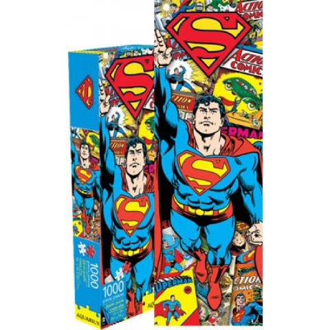 DC Comics Superman Slim Puzzle