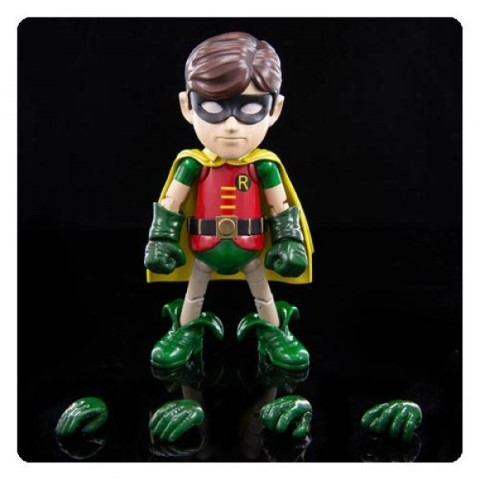 1966 Classic TV Robin Hybrid Metal Figure