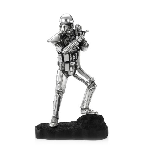 Death Trooper Figure - Star Wars - Royal Selangor