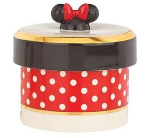 PREORDER  Minnie Mouse Trinket Box