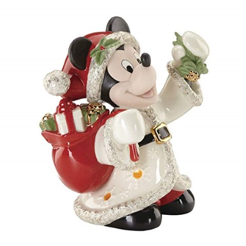 PREORDER  Merry Mickey Lit Figurine