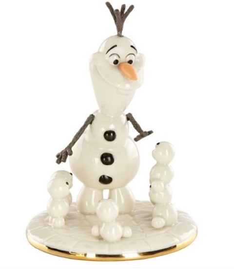 PREORDER  Olaf Snow Pals Figurine