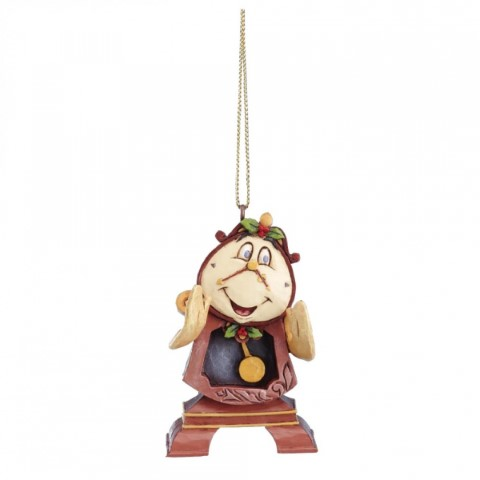 PREORDER Cogsworth Hanging Ornament