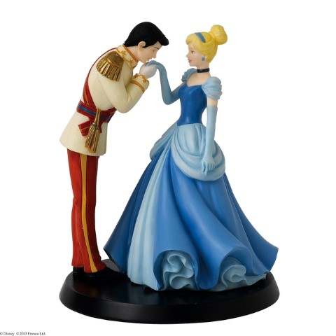 Cinderella and Prince Charming Figure - Disney Enchanting Collection