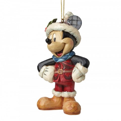 PREORDER Sugar Coated Mickey Hanging Ornament