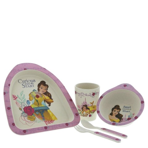 Belle Dinner Set - Disney Enchanting Collection