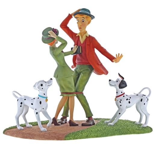 Just Had to Meet  101 Dalmatians Figure