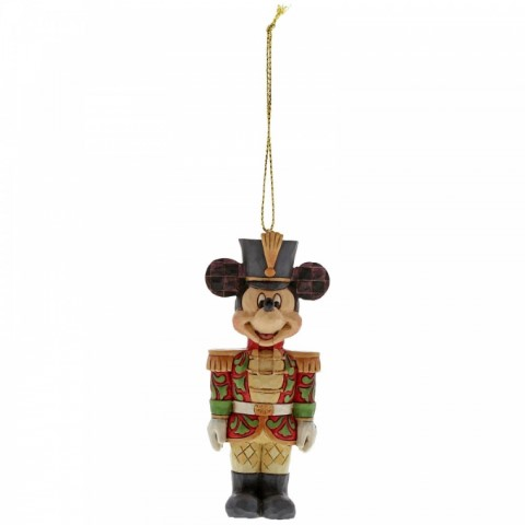 PREORDER Mickey Mouse Nutcracker Hanging Ornament