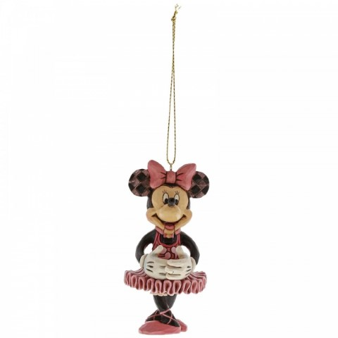 PREORDER Minnie Mouse Nutcracker Ornament