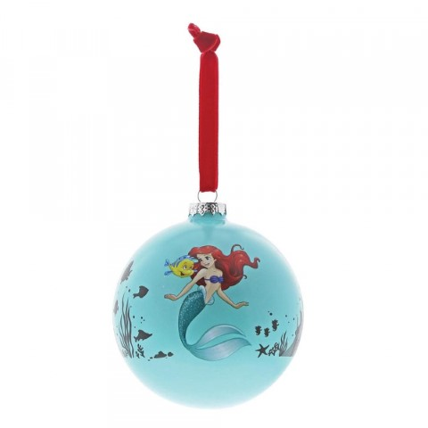 PREORDER  Life Is Bubbles The Little Mermaid Bauble