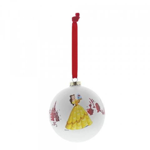 PREORDER  Be Our Guest  Beauty & The Beast Bauble