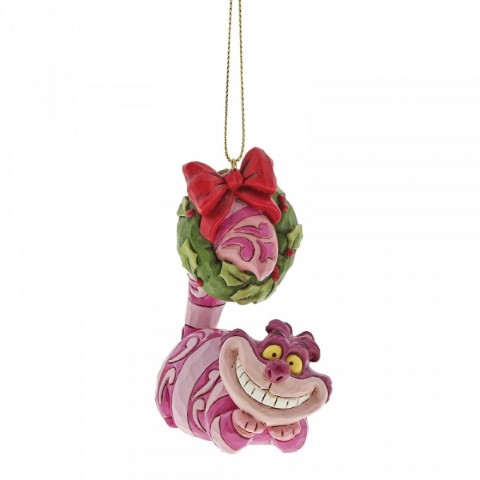 PREORDER Cheshire Cat Hanging Ornament